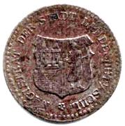 10 pfennig - Landeshut – avers