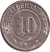 10 Pfennig (Landeck) – revers