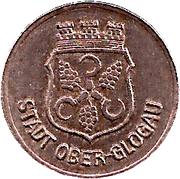10 Pfennig (Ober-Glogau) – avers