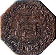 10 Pfennig (Wohlau) [Stadt, Schlesien] – avers