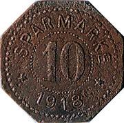 10 Pfennig (Wohlau) [Stadt, Schlesien] – revers