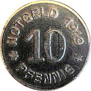10 Pfennig (Schlesien) [Stadt Greiffenberg] – avers