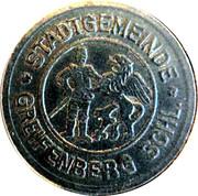 10 Pfennig (Schlesien) [Stadt Greiffenberg] – revers
