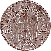 10 pfennig (Arnstadt) – avers