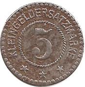 5 Pfennig (Landeshut in Schlesien) [Stadt, Schlesien] – revers