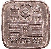 50 Pfennig (Grünberg) [Stadt, Schlesien] – avers