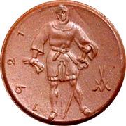 50 Pfennig [Kreis, Lippstadt] 1921 – avers