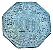 10 Pfennig (Neumarkt) [Stadtsparkasse Schlesien] – revers