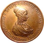 500 Mark (Westfalen) [Provinz, Landesbank Westfalen] – avers