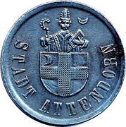 50 Pfennig (Attendorn) [Stadt, Westfalen] – avers