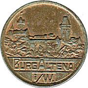 10 Pfennig - Altena Olpe – revers