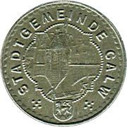 10 Pfennig (Calw) [Stadt, Württemberg] – avers