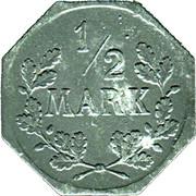 ½ Mark (Freudenstadt) [Stadt, Württemberg] – revers
