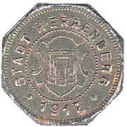 50 Pfennig (herrenberg) [Stadt, Württemberg] – avers