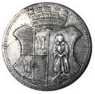10 Pfennig Münchberg [Stadt, Bayern] – revers