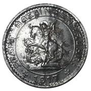 50 Pfennig (Hattingen) [Stadt, Westfalen] – avers