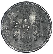5 Pfennig (Meuselwitz) [Stadt, Sachsen-Altenburg] – avers