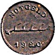 1 Pfennig Ravensburg [Oberamtsbezirk] – avers