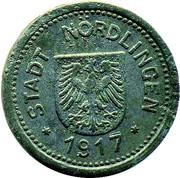 10 Pfennig (Nördlingen) [Stadt, Bayern] – avers