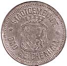 5 Pfennig (Bad Reichenhall) [Stadt, Bayern] – avers
