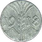 10 Pfennig (Traunstein) [Stadt und Land, Bayern] – revers