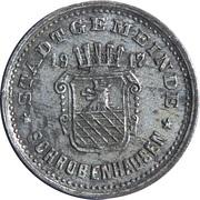 20 Pfennig (Schrobenhausen) [Stadt, Bayern] – avers