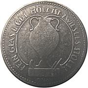 25 pfennig (Zwiesel) – revers