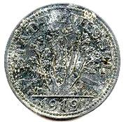 20 Pfennig Zwiesel – avers