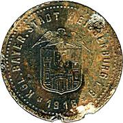 50 Pfennig (Weissenburg) [Stadt, Bayern] – avers