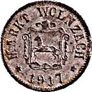 15 Pfennig (Wolnzach) [Markt, Bayern] – avers