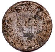 10 Pfennig Helgoland (Schleswig-Holstein) – avers