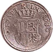 50 Pfennig (Kulmbach) [Stadt, Bayern] – avers