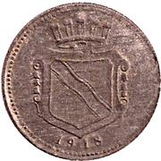 50 Pfennig (Krumbach) [Stadt, Bayern] – avers