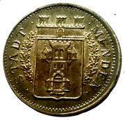 50 pfennig - Menden – avers