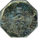 50 Pfennig (Montabaur) [Stadt, Hessen-Nassau] – avers