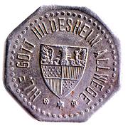 5 Pfennig (Hildesheim) [Stadt, Hannover] – revers