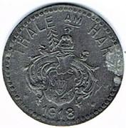 10 pfennig Thale Am Harz – avers