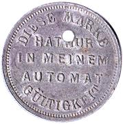 10 Pfennig (Wiesbaden) [Stadt, Hessen-Nassau] – revers