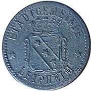 10 Pfennig (Leipheim) [Stadt, Bayern] – avers