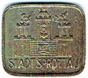 10 pfennig 1918 Sprottau (Stadt - Schlesien) – avers