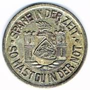 10 pfennig Spremberg (Brandenburg) – revers