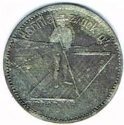 10 pfennig 1921 Steinwiesen (Bayern) – revers