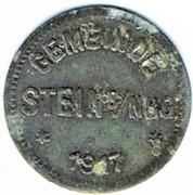 10 pfennig 1917 Stein b. Nbg. (Bayern) – avers