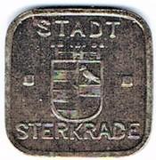 50 pfennig Sterkrade (Rheinprovinz) – avers