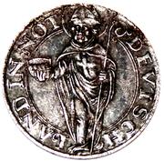 50 Pfennig (Laufen) [Bezirksamt, Bayern] – avers