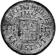 10 Pfennig (Karlstadt)[Bavaria] – avers