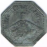 10 pfennig Meuselbach – revers