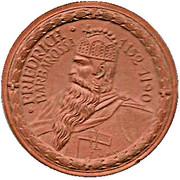 100 Mark (Waiblingen)[Baden] – revers