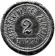 2 Pfennig (Zwickau) [POW, Sachsen] -  avers