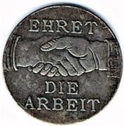 10 pfennig Döbern N. L. – revers